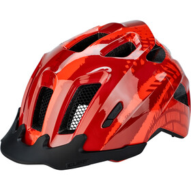 Cube ANT Helmet Kinder red splash